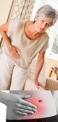 Причины болей внизу живота у женщин
