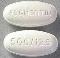 Аугментин как принимать таблетки